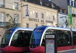 Hôtel Dijon - Hôtel De Paris-1