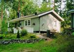 Location vacances Norrköping - Two-Bedroom Holiday home in Valdemarsvik 1-1