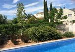 Location vacances Godall - Villa Romani-3