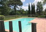 Hôtel Loubens-Lauragais - Villa Toscane - Atelier d'Artistes et B&B à 15mn de la rocade de Toulouse-4