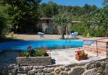 Location vacances Chianni - Casa Julia con giardino e piscina privati-1