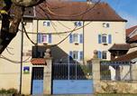 Hôtel Haute-Saône - La Grange Des Roches Roses-1