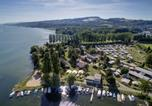 Camping avec WIFI Suisse - Camping Yverdon Plage-2