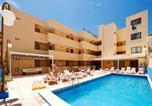 Location vacances Sant Antoni de Portmany - Ibiza Rocks Budget Apartments-2