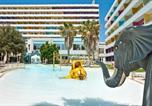 Villages vacances Καλλιθέα - Esperides Beach Family Resort-2