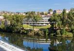 Hôtel Lauzerte - Best Western Plus Hotel Divona Cahors-4
