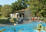 Location vacances Souillac - Quaint Bungalow in Pinsac with a Pool-1