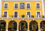 Hôtel Villahermosa - Best Western Hotel Madan-3