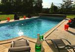 Location vacances Le Vigeant - Chateau L'Hubertiere near Poitiers-4