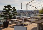Hôtel 5 étoiles La Chapelle-en-Serval - Hotel Bowmann-4