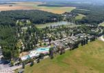 Camping avec Piscine Montlouis-sur-Loire - Domaine De Dugny-1