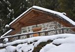 Location vacances Siror - The &quote;small&quote; Maso Raris Alpine Chalet & Dolomites Retreat-4