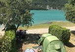 Camping avec Piscine Saint-Laurent-en-Beaumont - Camping de Savel-3