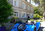 Hôtel Estivaux - La Morgiane-1