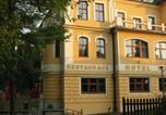 Hôtel Kudowa-Zdrój - Hotel Hron-1