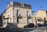 Hôtel Le Haillan - La Villa Desvaux de Marigny-1