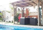 Location vacances Pineda de Mar - Ref. 214. Casa Rembrandt-4
