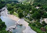 Camping avec Accès direct plage Rhône-Alpes - Camping Le Ventadour-1