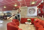 Hôtel Evian-les-Bains - The Originals City, Hôtel L'Arc-En-Ciel, Thonon-les-Bains (Inter-Hotel)-3