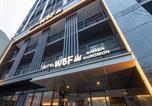 Hôtel Osaka - Hotel Wbf Namba Kuromon-1