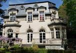 Hôtel Waterloo - Les Grands Arbres-1