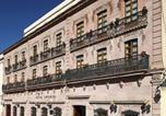 Hôtel Zacatecas - Emporio Zacatecas-3