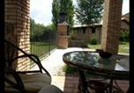 Location vacances Oristà - Sant Genis Villa Sleeps 8 with Pool-1