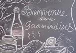 Hôtel Gerland - Aux Gourmandises-1