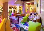 Location vacances  Réserve naturelle de Srébarna - Mondo Bucharest Apartments-3
