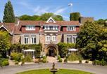 Hôtel 5 étoiles Saint-Malo - Longueville Manor-1