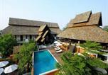 Hôtel Nong Pa Khrang - Rainforest Luxury Boutique Hotel-3