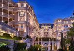 Hôtel 4 étoiles Eze - Hotel Metropole Monte-Carlo-1