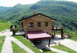 Location vacances Marone - Beautiful chalet with Swimming Pool in Lombardy-2
