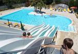 Camping avec Parc aquatique / toboggans Bretagne - Camping Côté O Port Manech-1