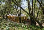 Villages vacances Alpine Meadows - Lake of the Springs Camping Resort Yurt 6-2