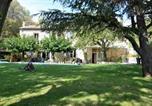 Hôtel Vers-Pont-du-Gard - Au Mas de Marie-3