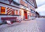 Hôtel Bezau - Der Gaukler Hostel-1