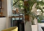 Hôtel Thessalonique - Blue Bottle Boutique Hotel-2