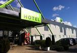 Hôtel Pas-de-Calais - Lemon Hotel Arques-1