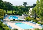 Location vacances  Loire-Atlantique - Studio avec piscine à 300m de la plage Résidence Royal Park-1