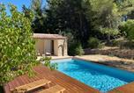 Hôtel Nans-les-Pins - Les Manaux en Provence-2