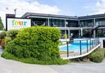 Hôtel Queenstown - Four Seasons Motel-4