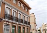 Location vacances Uleila del Campo - Hostal Avenida-1