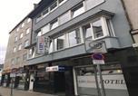 Hôtel Düsseldorf - City Apart Hotel-1