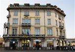 Hôtel Le centre-ville de Padoue - Hotel Grand'Italia-4