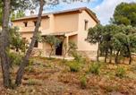 Location vacances Hinojares - Casa Rural Las Nueces-1