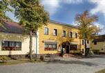 Hôtel Halbe - Hotel-Restaurant Alter Krug Kallinchen-1