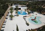 Camping avec Hébergements insolites Espagne - Camping Paradis L'Orangeraie-3