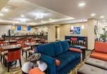 Hôtel Pensacola - Comfort Inn Pensacola - University Area-4