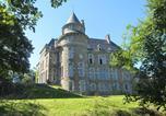 Location vacances  Belgique - Vintage Castle in erezee with Garden-1
